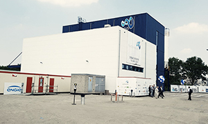 Eröffnung der 1. PolyStyreneLoop Recyclinganlage